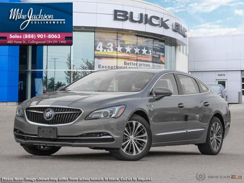 New 2019 Buick LaCrosse Essence FWD 4dr Car