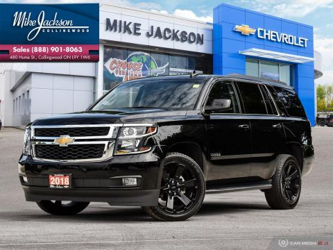 Certified Pre-Owned 2018 Chevrolet Tahoe LT 4WD Sport Utility